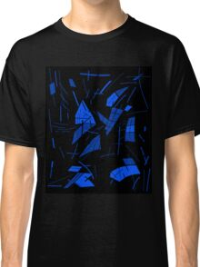 Blue abstraction Classic T-Shirt