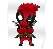 Little Deadpool Poster