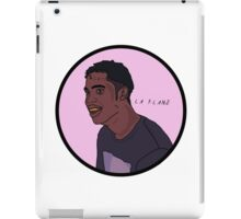 La Flame Cartoon iPad Case/Skin