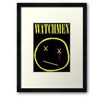 watchmen Framed Print