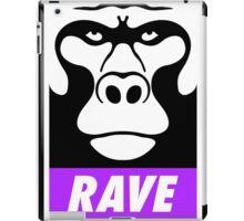 Rave Monkey  iPad Case/Skin