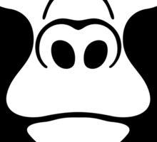 Rave Monkey  Sticker