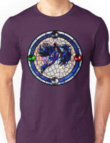 Bayonetta 2: Stained Glass  Unisex T-Shirt