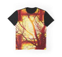 Harmonious Colors - Sunset Graphic T-Shirt