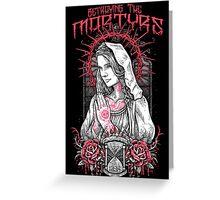 Betraying The Martyrs Prayer Greeting Card
