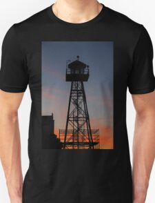 Alcatraz Tower Unisex T-Shirt