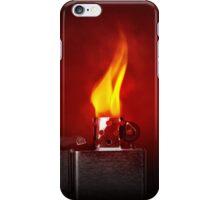 Zippo Lighter  iPhone Case/Skin