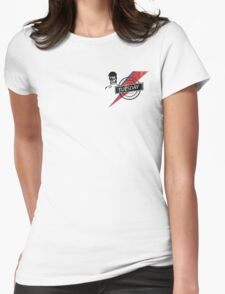 Dirty David Tuesday VIP Funtime! Womens Fitted T-Shirt