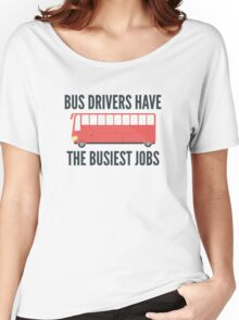 Busiest Jobs Women's Relaxed Fit T-Shirt