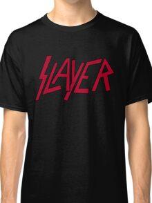 Slayer logo Classic T-Shirt