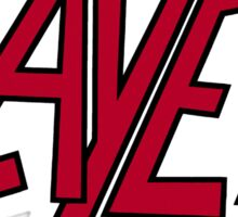 Slayer logo Sticker