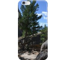 Pancake rocks iPhone Case/Skin