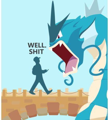 Funny Pokémon Sticker