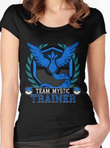 Team Mystic - Pokemon Go Women's Fitted Scoop T-Shirt