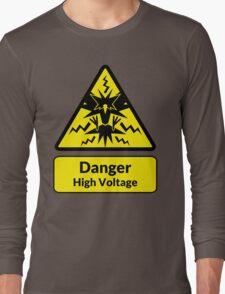 High Voltage Long Sleeve T-Shirt