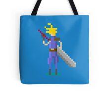 Pixel Cloud Tote Bag