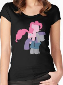 Pinkie and Maud Women's Fitted Scoop T-Shirt