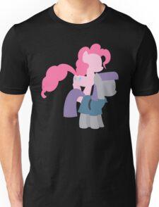 Pinkie and Maud Unisex T-Shirt