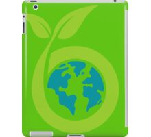 Save our home!! iPad Case/Skin