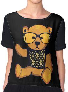 Geek Bear Chiffon Top