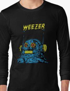 Weezer Monster Long Sleeve T-Shirt