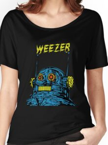 Weezer Monster Women's Relaxed Fit T-Shirt