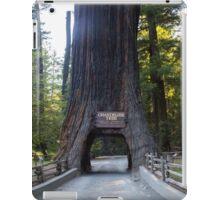 Chandelier tree iPad Case/Skin