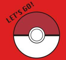 Pokemon Go! Kids Tee