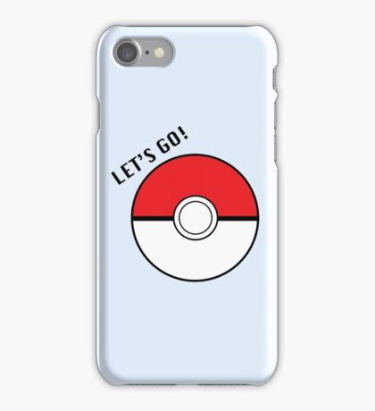 Pokemon Go! iPhone Case/Skin