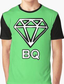 Diamond BQ Graphic T-Shirt