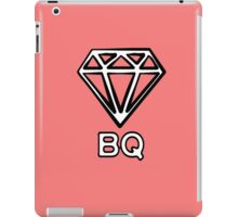 Diamond BQ iPad Case/Skin