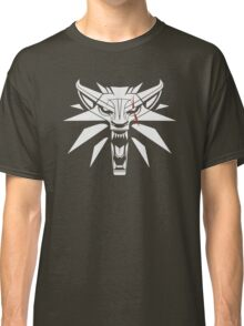 The White Wolf - The Witcher t-shirt / Phone case / Mug 2 Classic T-Shirt