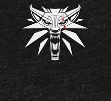 The White Wolf - The Witcher t-shirt / Phone case / Mug 2 Tri-blend T-Shirt