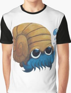 Omanyte Graphic T-Shirt