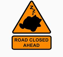 Road Closed Ahead Unisex T-Shirt