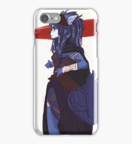 Krystal Cerinian Queen iPhone Case/Skin