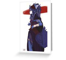 Krystal Cerinian Queen Greeting Card