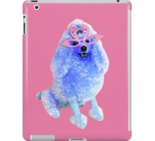 Blue Poodlie Boo  iPad Case/Skin