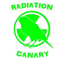 Radiation Canary Logo by GeonnCannon