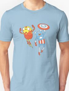 Real Heroes Unisex T-Shirt