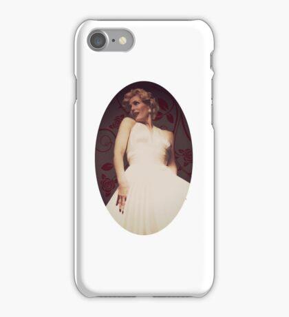 Gillian Anderson - Marilyn Monroe  iPhone Case/Skin