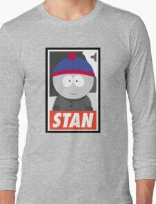 (CARTOON) Stan Long Sleeve T-Shirt