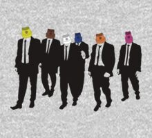 Reservoir Dog Tags by Sean Irvin