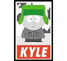 (CARTOON) Kyle Photographic Print