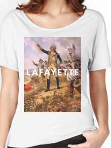 the lancelot of the revolutionary set Women's Relaxed Fit T-Shirt