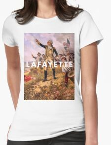 the lancelot of the revolutionary set Womens Fitted T-Shirt