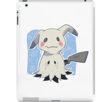 Sad Mimikkyu - Pokemon iPad Case/Skin