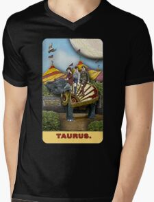 Taurus - from The Midway Arcana Mens V-Neck T-Shirt