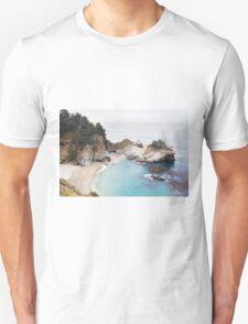 McWay Falls, Big Sur Unisex T-Shirt