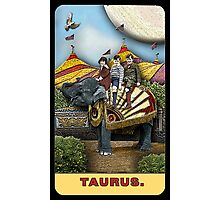 Taurus - from The Midway Arcana Photographic Print